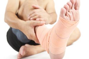 Treating Injuries with the R.I.C.E. Regime