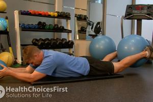 Isometric Lower Back Exercises