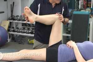 Physical Manipulation - Physiotherapy