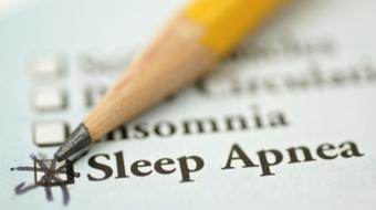 associated medical conditions sleep