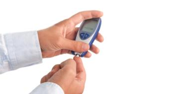 diabetes blood glucose monitor
