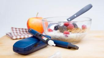 diabetes insulin with food