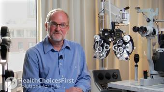 Dr. David Mitchell, OD, discusses elderly eye syndrome.
