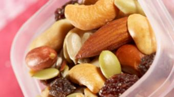 food during workout nutrition