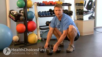 Jackson Sayers discusses strengthening exercises for the lower back to help with Pain.
