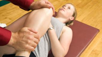 physical therapy knee
