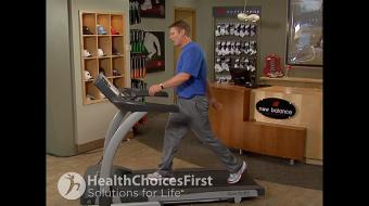 posture walking gym