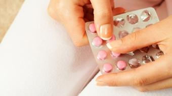 rare risks with birth control pills