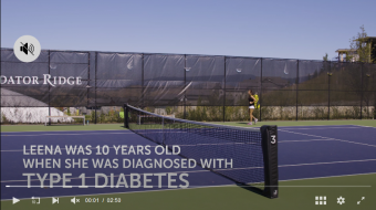 Dexcom G6 Continuous Glucose Monitoring (CGM) System - Leena A Patient Testimonial