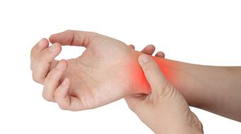 wrist pain carpel tunnel